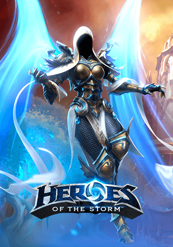 Heroes of the Storm poster