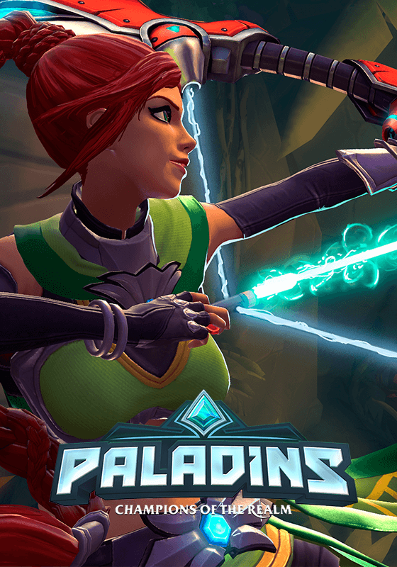 Paladins: Champions of the Realm poster